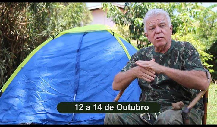 ACAMPAMENTO PAIS E FILHOS 12, 13, 14/outubro – ESTÂNCIA CANAÃ Local: Hotel Ecoló…
