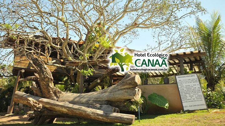Hotel Ecológico Canaã updated their cover photo.