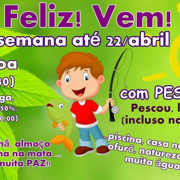 HAPPY DAY – Hotel Ecológico Canaã