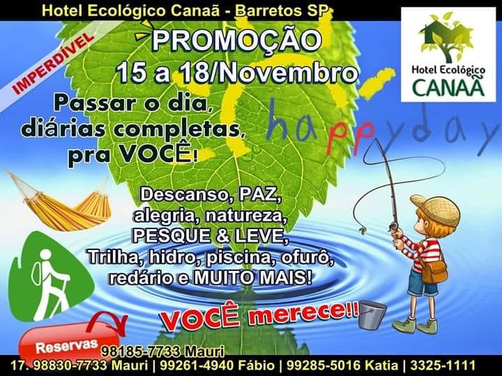ATENÇÃO: A PROMOÇÃO FOI EXTENDIDA PARA 30/11/18!!  APROVEITEM!!! SHOW! IMPERDÍVE…