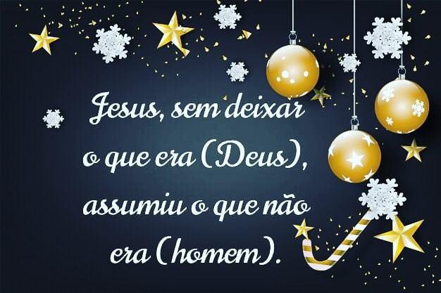 Natal é JESUS! ELE nasceu, morreu e ressuscitou por VOCÊ!   O Hotel Ecológico Ca…