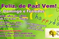 ATENÇÃO  PROMOÇÃO ESPECIAL NAS FÉRIAS DE JULHO! HAPPY DAY no Hotel Ecológico Can…