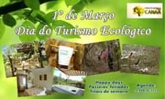 #diadoturismoecológico #turismo #turismoecológico #barretos