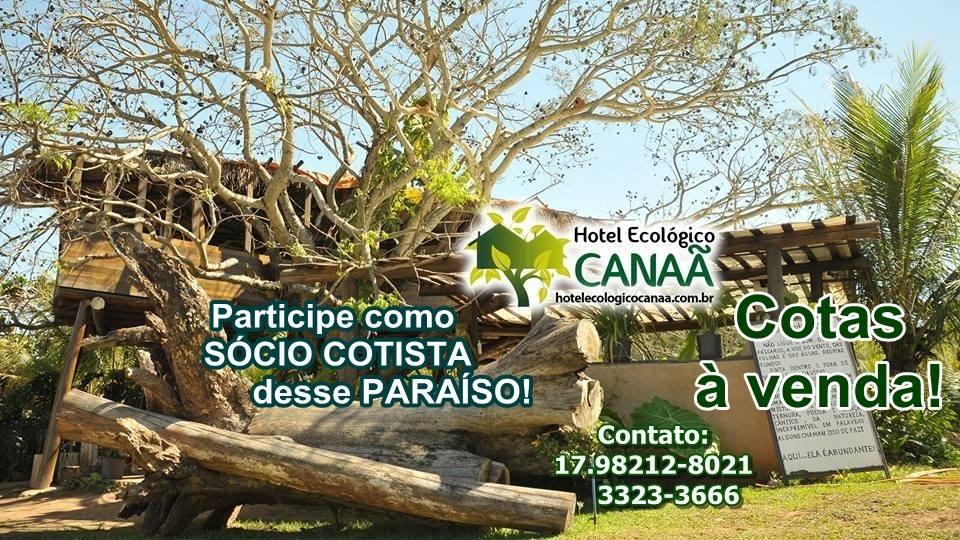HOTEL ECOLÓGICO CANAÃ Barretos – SP | Invista aqui! Quer ser sócio cotista e o…