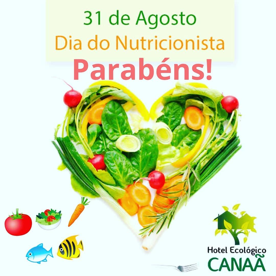 Nutricionista, Parabéns! 31 de Agosto! #diadonutricionista