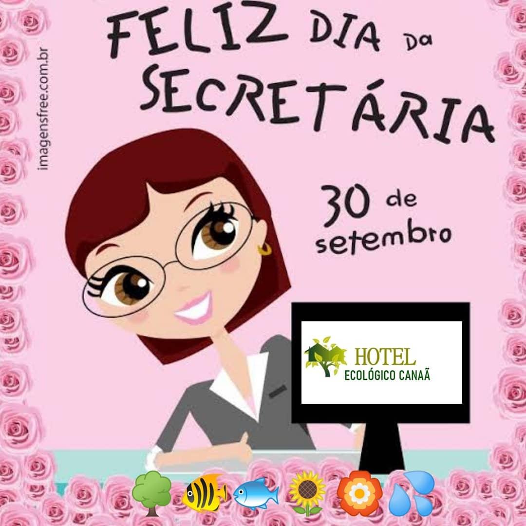 Feliz dia da Secretária e dos Secretários né? #diadasecretaria #hotelecologi…
