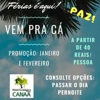 PROMOÇÃO DE FÉRIAS JANEIRO/FEVEREIRO – 2021 Imperdível!  VEM PRA CÁ!  #SaiDe…